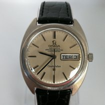 Omega Constellation Automatic Day Date ref. 168.019 steel cal....