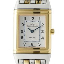 Jaeger-LeCoultre Reverso Lady Gold/Steel 20mm Silver Arabic numerals United States of America, New York, New York