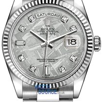 Rolex new Automatic 36mm White gold