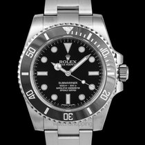 Rolex Submariner Black/Steel Ø40mm - 114060