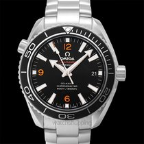 Omega Seamaster Planet Ocean new Automatic Watch with original box and original papers 232.30.42.21.01.003