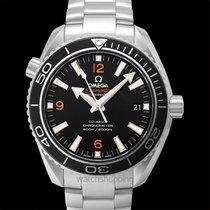 Omega 232.30.42.21.01.003 Steel Seamaster Planet Ocean new