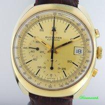 Carl F. Bucherer Chronograph 39mm Automatik gebraucht Gold