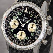 Breitling Navitimer Cosmonaute Stahl 41mm Schwarz Arabisch Deutschland, Mannheim
