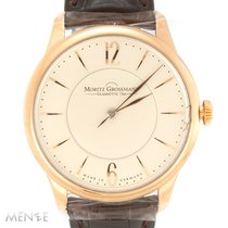 Moritz Grossmann Rose gold 39mm Manual winding MG-00432 new