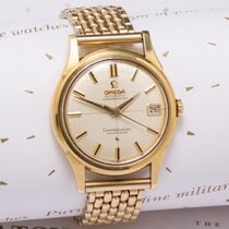 Omega Constellation Calendar 18 k gold