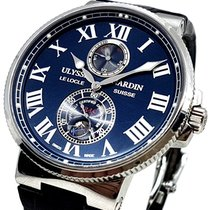 Ulysse Nardin Nardin Marine Chronometer Blue Dial - FULL SET /...
