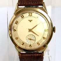 Wittnauer Gold/Steel Manual winding pre-owned