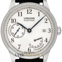 Union Glashütte Otel 41,00mm Armare manuala D007.456.16.017.00 nou