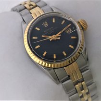 Rolex Oyster Perpetual Lady Date pre-owned 26mm Gold/Steel