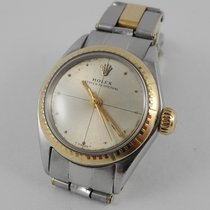 Rolex Lady vintage steel and gold