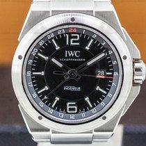 IWC IW324402 Steel Ingenieur Dual Time 43mm
