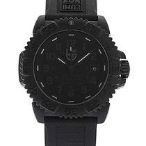 Luminox 44mm Quartzo novo Navy Seal Colormark Preto