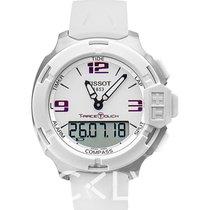 天梭 T-Race Touch T081.420.17.017.00 全新 鋼 42mm 石英 香港, Tsim Sha Tsui