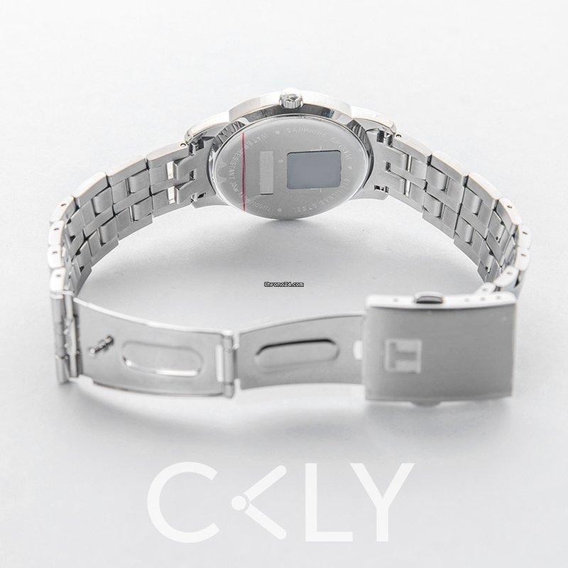 Tissot CLASSIC DREAM WHITE 38 mm - T033.410.11.013.01 eladó 46 488 Ft  Trusted Seller státuszú eladótól a Chrono24-en d91d548a6a