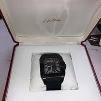 Cartier Carbono Automático 51mm 2018 Santos 100