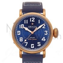 Zenith Pilot Type 20 Extra Special nuevo 40mm Bronce
