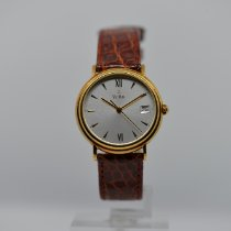 Wyler Vetta Yellow gold 35mm Automatic Vetta new