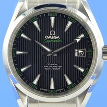 Omega 23110422101001 Stahl Seamaster Aqua Terra 41.5mm gebraucht