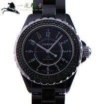 Chanel J12 39mm Чёрный