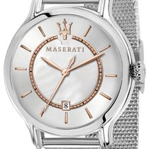 Maserati Women's watch 34mm Quartz new Watch with original box and original papers