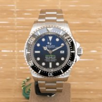 Rolex Sea-Dweller Deepsea Steel 44mm Black
