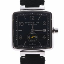 Louis Vuitton Steel 35mm Automatic Q263G pre-owned