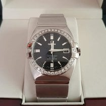 Omega 123.10.38.21.01.001 Steel 38mm pre-owned