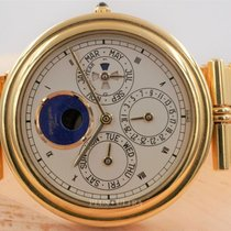 Gérald Genta Yellow gold 36mm Automatic G.2132.4 pre-owned