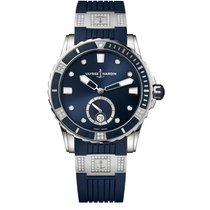 Ulysse Nardin Lady Diver new Automatic Watch with original box and original papers 32031903C/10.13