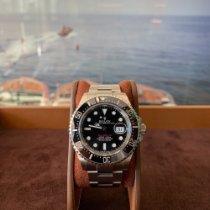Rolex Sea-Dweller Acier 43mm Rouge Sans chiffres France, Cannes