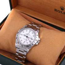 Rolex Explorer II Steel 40mm White No numerals United States of America, California, Beverly Hills