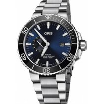 Oris Aquis Small Second 01 743 7733 4135-07 8 24 05PEB 2019 nov