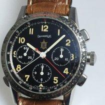 Eberhard & Co. Tazio Nuvolari pre-owned Leather