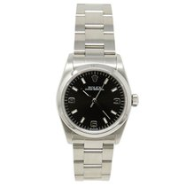 Rolex Oyster Perpetual 31 Steel 31mm Black Arabic numerals United States of America, California, Los Angeles