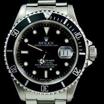 Rolex 16610 Acier 1991 Submariner Date 40mm occasion