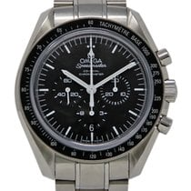 Omega Speedmaster Professional Moonwatch Сталь 44mm Чёрный