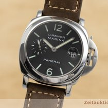 Panerai Luminor Marina Automatic Stål 40mm Sort