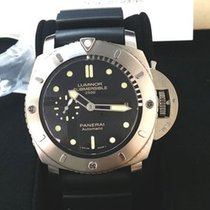Panerai PAM364 1950 Submersible Titanium Automatic 2500M 47mm...