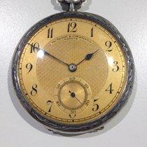 Vacheron Constantin Prata Corda manual Ouro Árabes 47mm usado