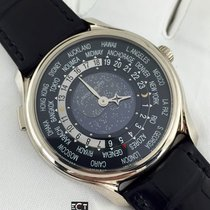 Patek Philippe World Time 5575G-001 Very good White gold Automatic United States of America, Pennsylvania, Richboro