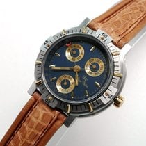 Lucien Rochat Acier 39 mm (41 mm with crown)mm Remontage automatique occasion
