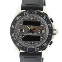 Breitling Airwolf new Quartz Watch with original box and original papers A7836423/B911
