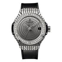 Hublot Big Bang Caviar 41mm Automatic Stainless Steel Mens...