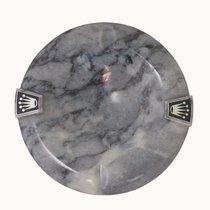 Rolex gray marble ashtray