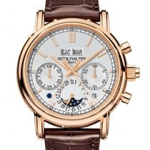 Patek Philippe Grand Complications Split Sec Chronograph...
