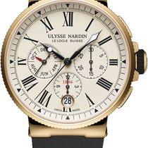 Ulysse Nardin Marine Chronograph 1532-150-3/40 2020 neu