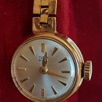 Tudor Vintage Solid Gold Woman 9K