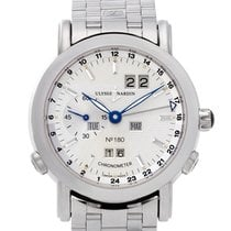 Ulysse Nardin Platinum 38mm Automatic 329-80 pre-owned