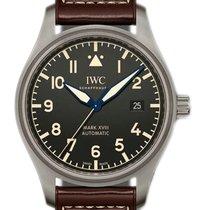IWC Pilot Mark nuevo 2019 Automático Reloj con estuche y documentos originales IW327006
